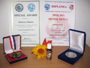 Medalii Propolis Esenta