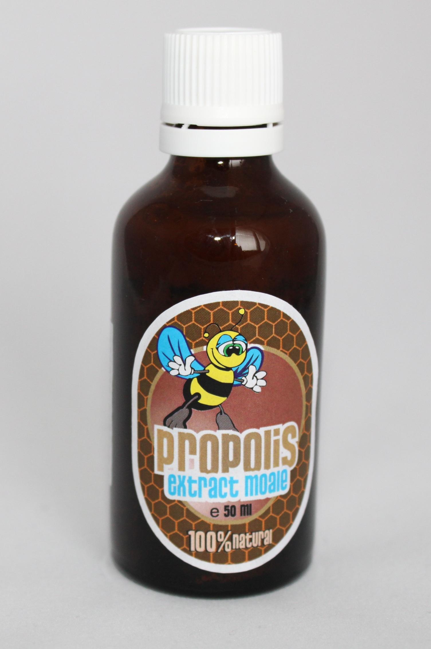 extract moale de propolis